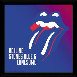 Stampa in Cornice Rolling Stones