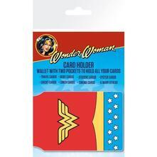 Portatessere Dc Comics. Wonder Woman Costume