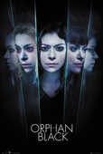 Idee regalo Poster Maxi Orphan Black. Faces GB Eye