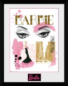 Stampa in cornice 30 x 40 cm Barbie. Eyes