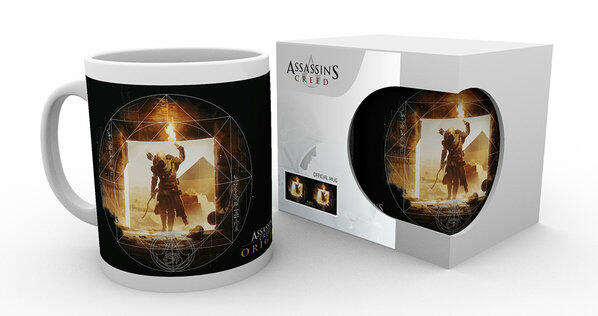 Tazza Assassin S Creed Origins Wanderer Gb Eye Idee Regalo Ibs