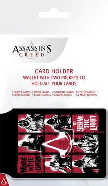 Portatessere Assassin's Creed. Grid