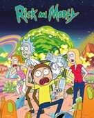 Idee regalo Poster Mini 40x50 Cm Rick And Morty. Group
