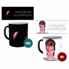 Tazza Termosensibile. David Bowie Aladdin Sane