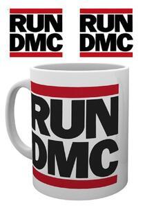 Tazza Run Dmc. Classic Logo