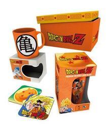 Set Tazza+Sottobicchiere Dragonball Z. Goku