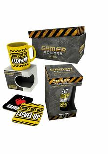Set Tazza+Sottobicchiere Gaming. Gaming