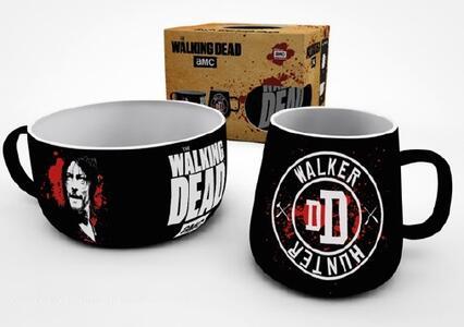 Set Colazione The. Daryl Walking Dead