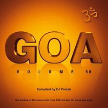 Goa 50 (Digipack) - CD Audio