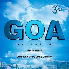 Goa 52 - CD Audio