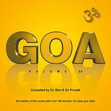 Goa 55 - CD Audio