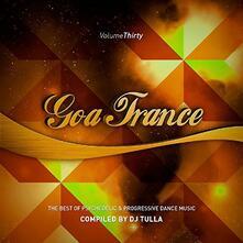 Goa Trance 30 (Digipack) - CD Audio