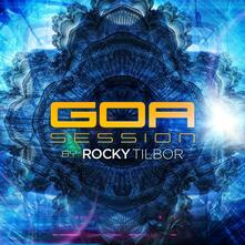 Goa Session by Rocky - CD Audio