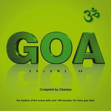 Goa 58 - CD Audio