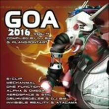 Goa 2016 vol.4 (Digipack) - CD Audio