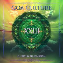 Goa Culture 23 (Digipack) - CD Audio