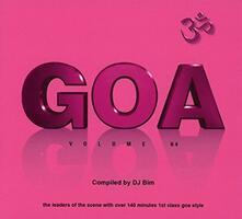 Goa 64 - CD Audio