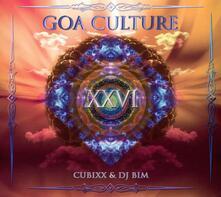 Goa Culture 26 (Digipack) - CD Audio