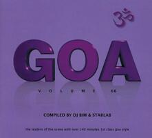 Goa 66 (Digipack) - CD Audio