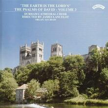The Earth Is the Lord's - CD Audio
