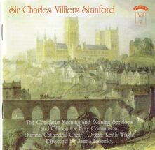 Morn & Eve Svcs-Lancelot - CD Audio di Stanford