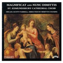 Magnificat & Nunc Dimittis vol.11 - CD Audio di Heathcote Statham,Coro della Cattedrale di St. Edmunsbury