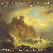 Great Cathedral Anthems vol.8 - CD Audio di Basil Harwood,Peter Backhouse