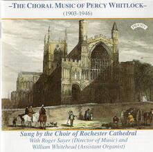 Musica Corale - CD Audio di Percy Whitlock