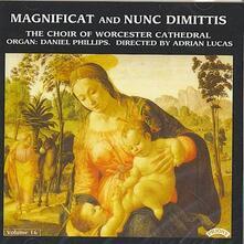 Magnificat & Nunc Dimittis vol.16 - CD Audio di Worchester Cathedral Choir,Ivor Atkins