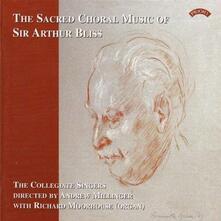 Sacred Choral Music.shiel - CD Audio di Sir Arthur Bliss