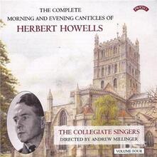 Complete Morning & Evenin - CD Audio di Herbert Howells