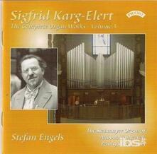 Musica per Organo Vol3 - CD Audio di Sigfrid Karg-Elert