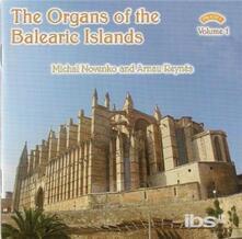 Organs of the Balearic - CD Audio