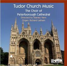 Tudor Church Music - CD Audio