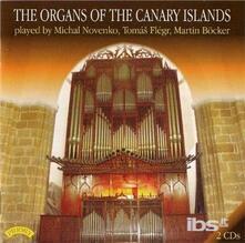 Organs of the Canary Isla - CD Audio