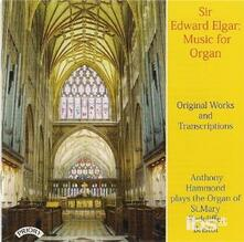Music for Organ. Sonatas & - CD Audio di Edward Elgar