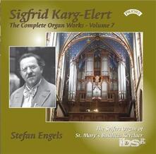 Musica per Organo vol.7 - CD Audio di Sigfrid Karg-Elert