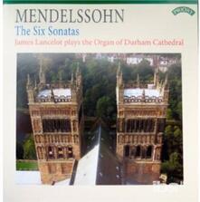 Six Sonatas - CD Audio di Felix Mendelssohn-Bartholdy