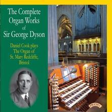Musica per Organo - CD Audio di George Dyson