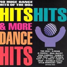 Hits Hits & More Dance Hits - CD Audio