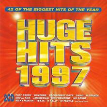 Huge Hits 1997 - CD Audio