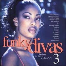 Funky Divas 3 - CD Audio