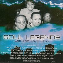 Soul Legends - CD Audio
