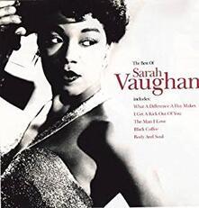 The Best of - CD Audio di Sarah Vaughan