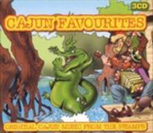 Cajun Favourites - CD Audio