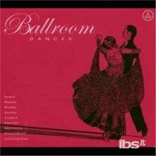 Ballroom Dances - CD Audio