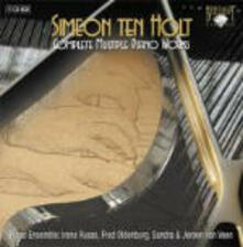 Musica per pianoforte completa - CD Audio di Simeon ten Holt