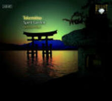 Spirit Garden. Opere orchestrali - CD Audio di Toru Takemitsu