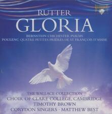 Gloria - CD Audio di John Rutter,Timothy Brown