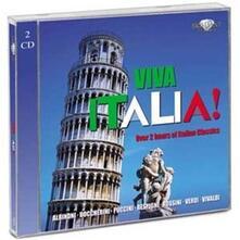 Viva Italia! - CD Audio